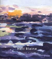 Nell Blaine: Sensations of Nature