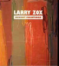 Larry Zox: Recent Painting