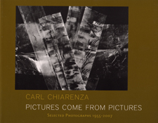 Carl Chiarenza: Pictures Come from Pictures